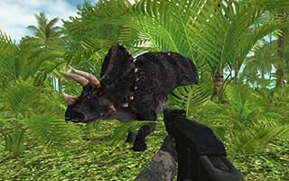 Dinosaur Hunter: Survival Game скриншот 1
