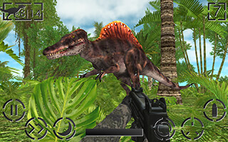 Dinosaur Hunter: Survival Game скриншот 4