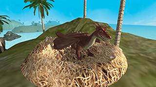 Flying Dragon Simulator 2016 скриншот 4