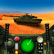 Tank Battle: Simulator иконка