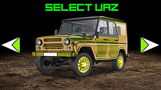 Off-Road: UAZ 4x4 Simulator скриншот 2
