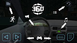 Симулятор тонированной Приоры скриншот 2