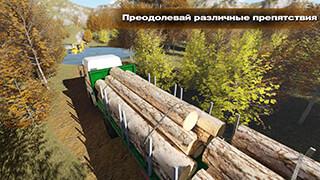Lumberjack 4x4: Offroad скриншот 2