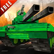 Toon Tank: Craft War Mania иконка