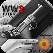 Weaphones WW2: Gun Sim Free иконка