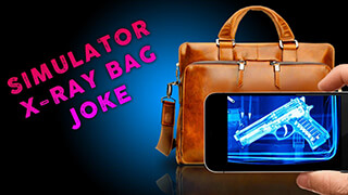 Simulator X-Ray Bag Joke скриншот 4