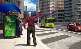 City Bus Simulator 2015 скриншот 2