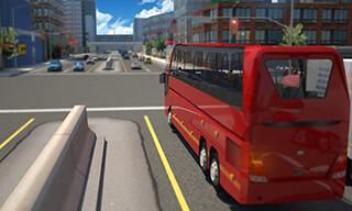 City Bus Simulator 2015 скриншот 3