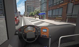 City Bus Simulator 2015 скриншот 4
