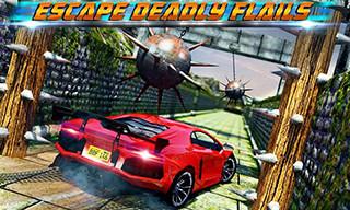 Highway Car Escape Drive скриншот 1