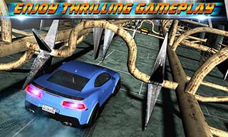 Highway Car Escape Drive скриншот 2