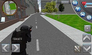 Urban Police Legend скриншот 1