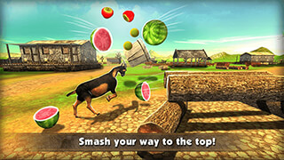 Goat Simulator Free скриншот 3