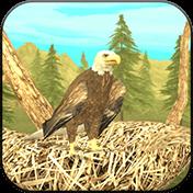 Wild Eagle Sim 3D иконка
