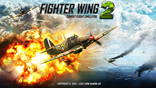 FighterWing 2: Flight Simulator скриншот 1