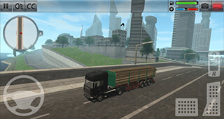 Truck Simulator: City скриншот 1