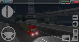 Truck Simulator: City скриншот 2