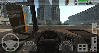 Truck Simulator: City скриншот 3