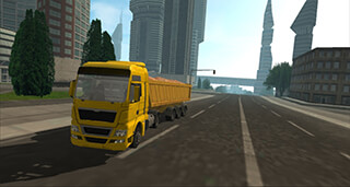 Truck Simulator: City скриншот 4