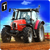 Farm Tractor Simulator 3D иконка