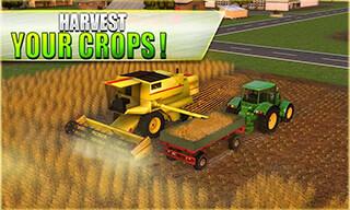 Farm Tractor Simulator 3D скриншот 2
