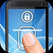 Сканер пальца: Блокировка экрана (Fingerprint Screen Joke)