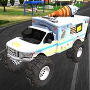 Truck Driving Hill Climb иконка