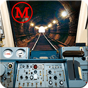 Metro Train: Subway Simulator иконка