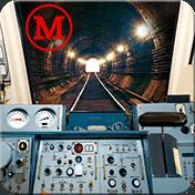 Metro Train: Subway Simulator иконка