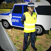 Simulator Russian Police иконка