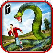 Angry Anaconda 2016 иконка