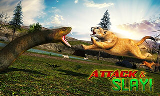 Angry Anaconda 2016 скриншот 1
