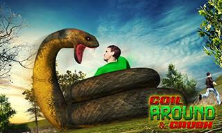 Angry Anaconda 2016 скриншот 2