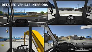Drive Simulator 2016 Lite скриншот 2