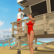 Beach Lifeguard Rescue иконка