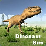 Dinosaur Sim иконка