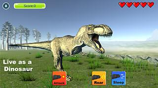 Dinosaur Sim скриншот 1