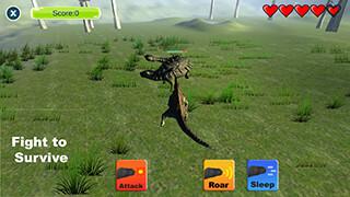 Dinosaur Sim скриншот 2