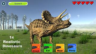 Dinosaur Sim скриншот 3