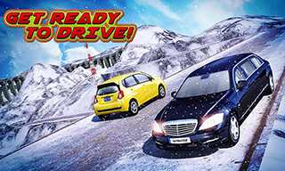 Offroad Hill Limo Driving 3D скриншот 2