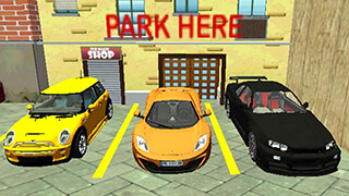 Real Car Parking 3D скриншот 1