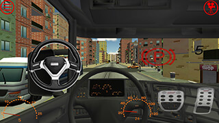 Real Car Parking 3D скриншот 3