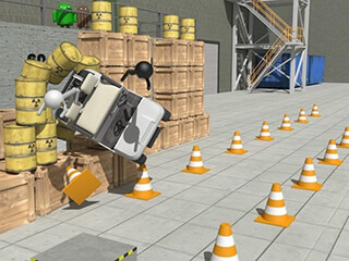 Stickman: Crash Testing скриншот 1