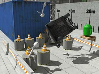 Stickman: Crash Testing скриншот 2