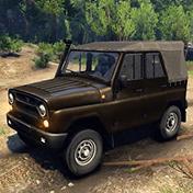 Симулятор внедорожника УАЗ 3D иконка