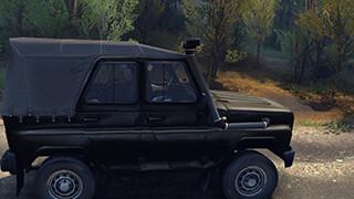 Симулятор внедорожника УАЗ 3D скриншот 4