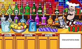 Christmas Cocktails скриншот 2