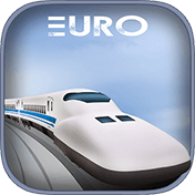Euro Train Simulator иконка