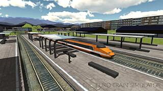 Euro Train Simulator скриншот 3