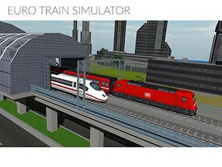 Euro Train Simulator скриншот 4